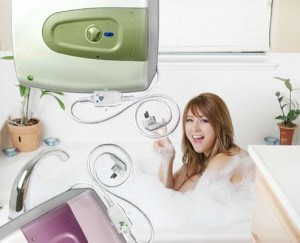 Những Sai lầm khi sử dụng máy nước nóng
